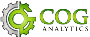 cog logo small green